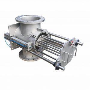 Filtre magnétique pour liquides à nettoyage manuel