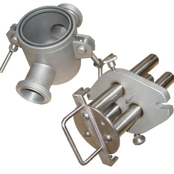 Filtre magnétique pour liquides à nettoyage simplifié