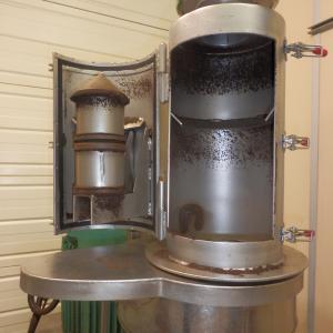 Filtre TUBULAIRE à noyau magnétique