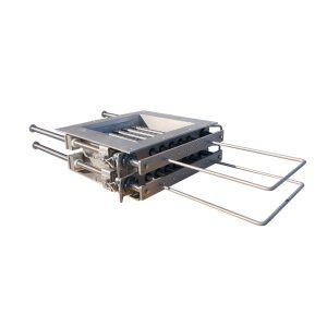 Flow Box à plusieurs niveaux de grilles magnétiques