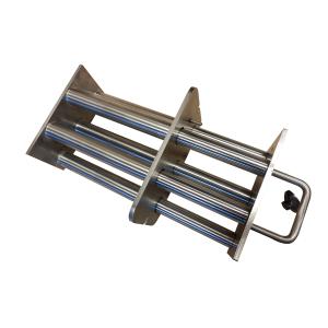 Grille magnétique tiroir rectangulaire, ronde ou en demi lune