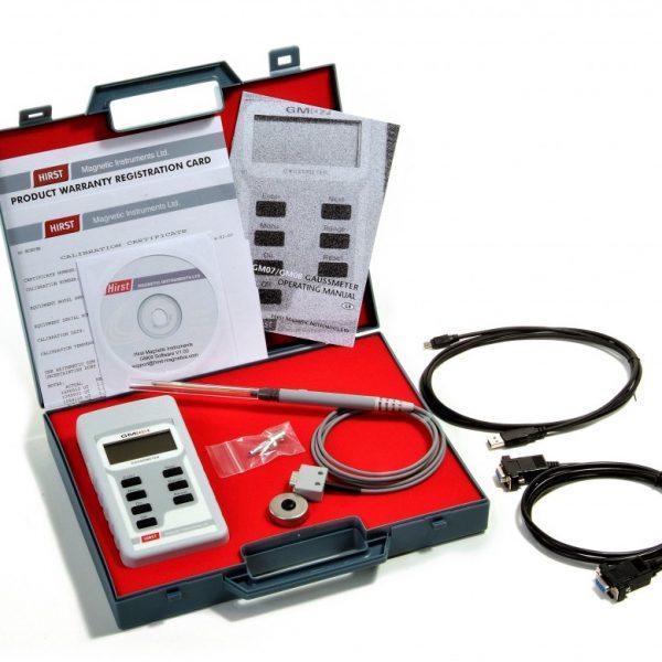 Gaussmètre - Indicateur de polarité - Audit magnétique